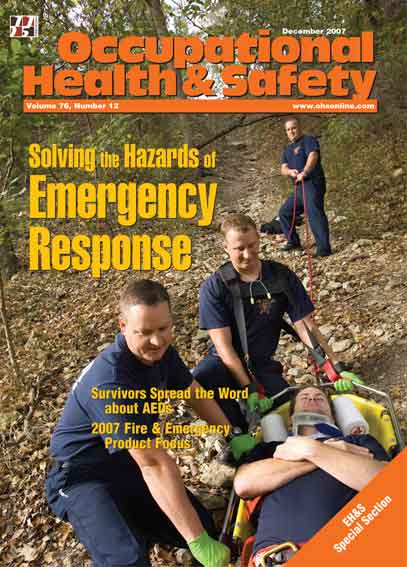 Occupational Health and Safety magazine